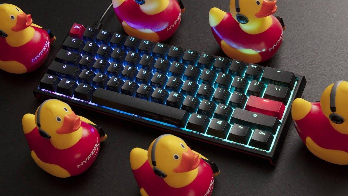 HyperX Ducky One 2 Mini