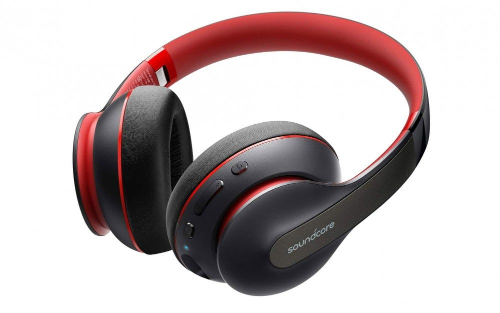 Anker Bluetooth headphones