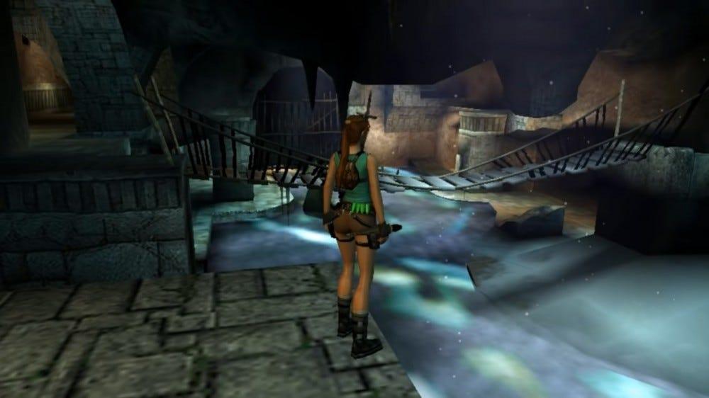 A Tomb Raider: 10. évforduló képernyőképe