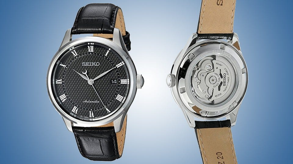 Best Automatic Watches >> The Best Affordable Automatic Watches Review Geek