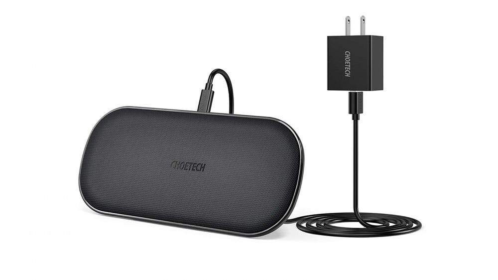 CHOETECH Duel Wireless Charger