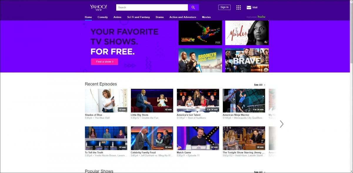 The Best Free TV and Movie Streaming Services – Review Geek