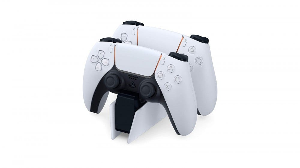 Sony DualSense controller charging station
