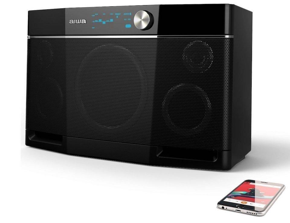 Aiwa Exos 9 Bluetooth Boombox