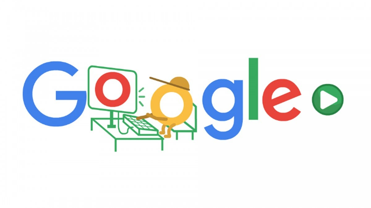 Today's Google Doodle.