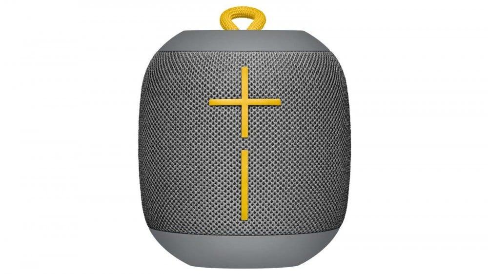 UE WONDERBOOM 2 most portable Bluetooth speakers waterproof dustproof outdoor boost mode built-in hook cute little