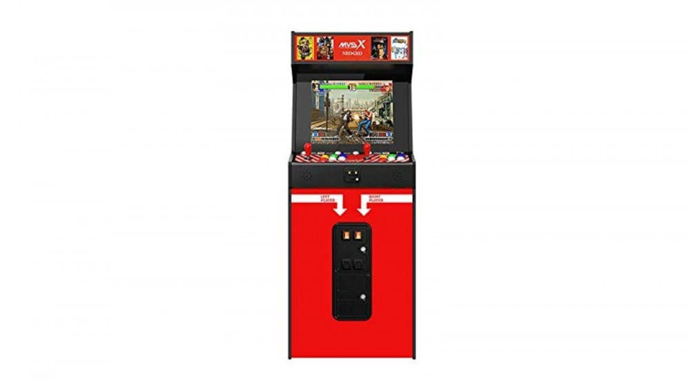 SNK MVSX Arcade machine