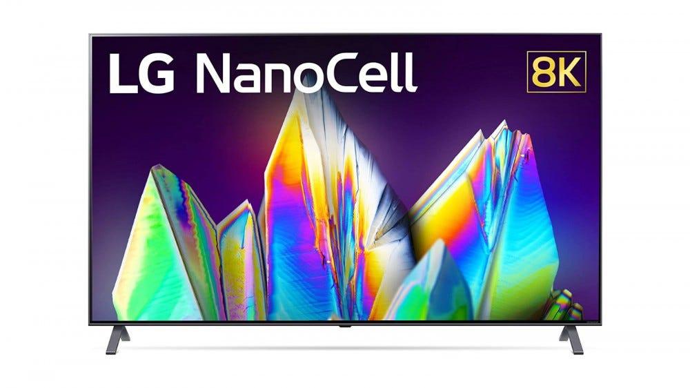LG NanoCell 99 sorozatú TV