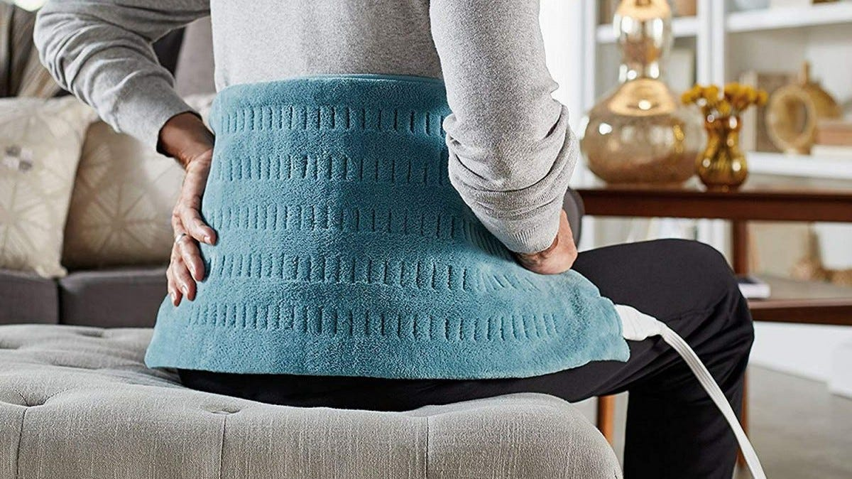 Therapeutic Heating Pads for heat or cold
