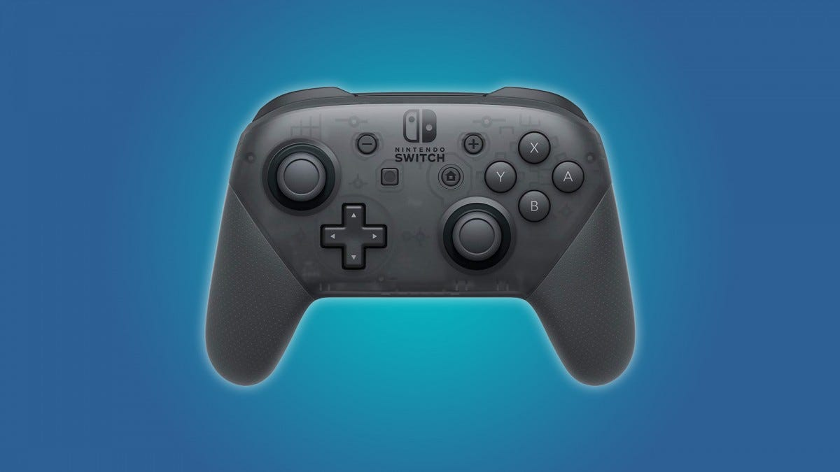 e066d5904f5 The Nintendo Switch Pro controller is more versatile than you'd think.  Since the Nintendo Switch connects to controllers via Bluetooth, you can  connect the ...