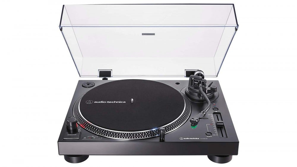 Audio-Technica AT-LP120XBT-USB Turntable