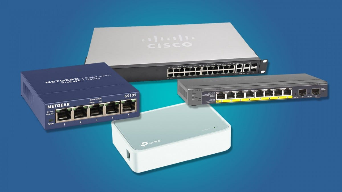 The Best Home Network Switches to Expand Your Router For