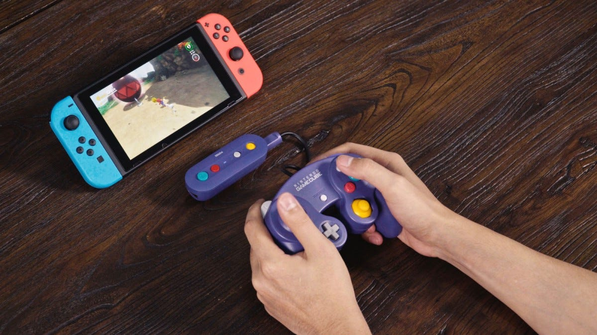 8Bitdo's GBros  Adapter Connects Your Classic GameCube Controller to