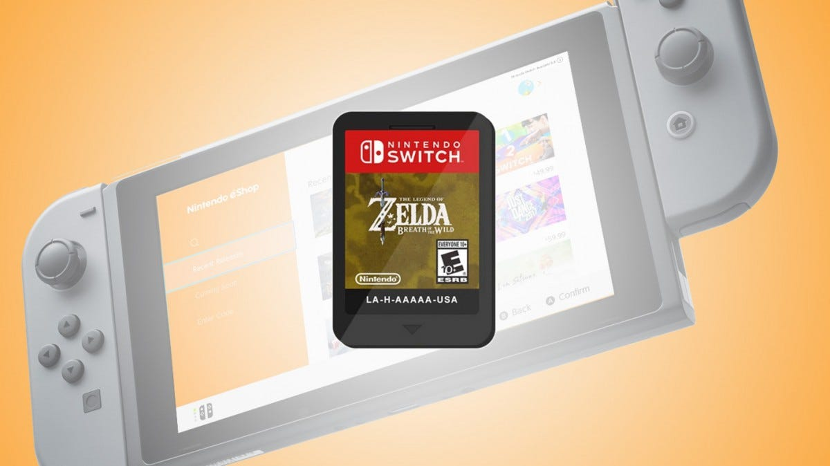 how to download nintendo switch games fast