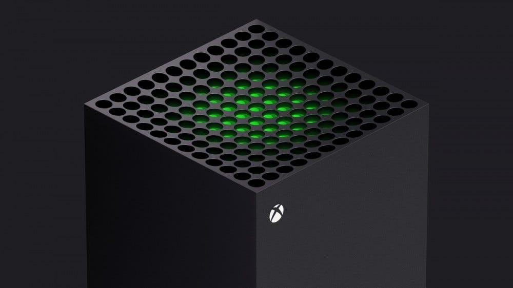 Xbox Series X top