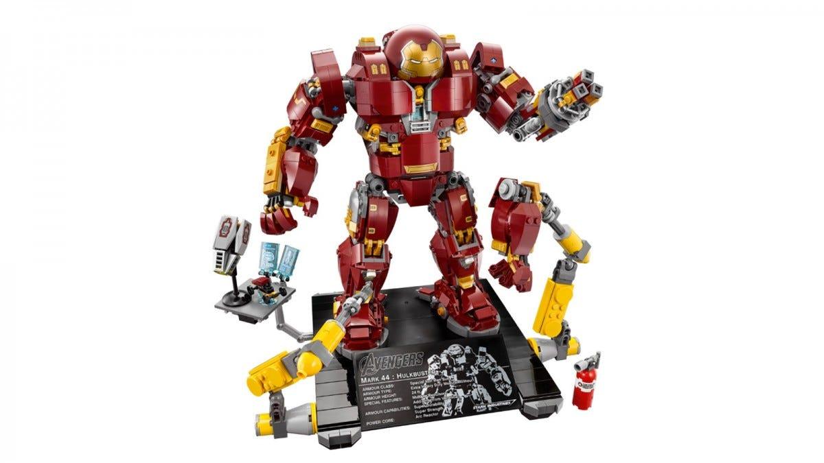 LEGO MARVEL The Hulkbuster: Ultron Edition