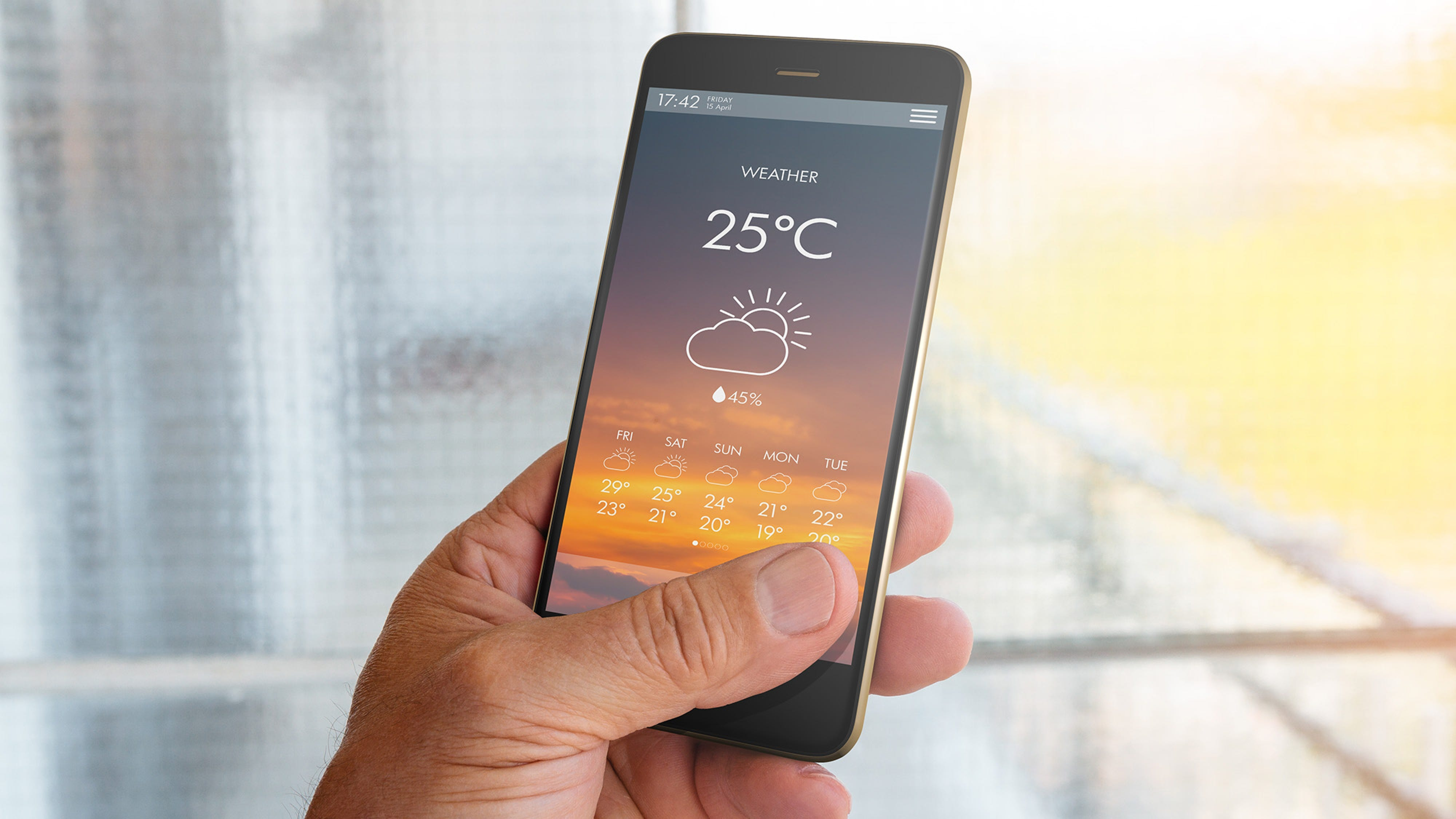 7 Great Apps For Tracking The Weather – Review Geek