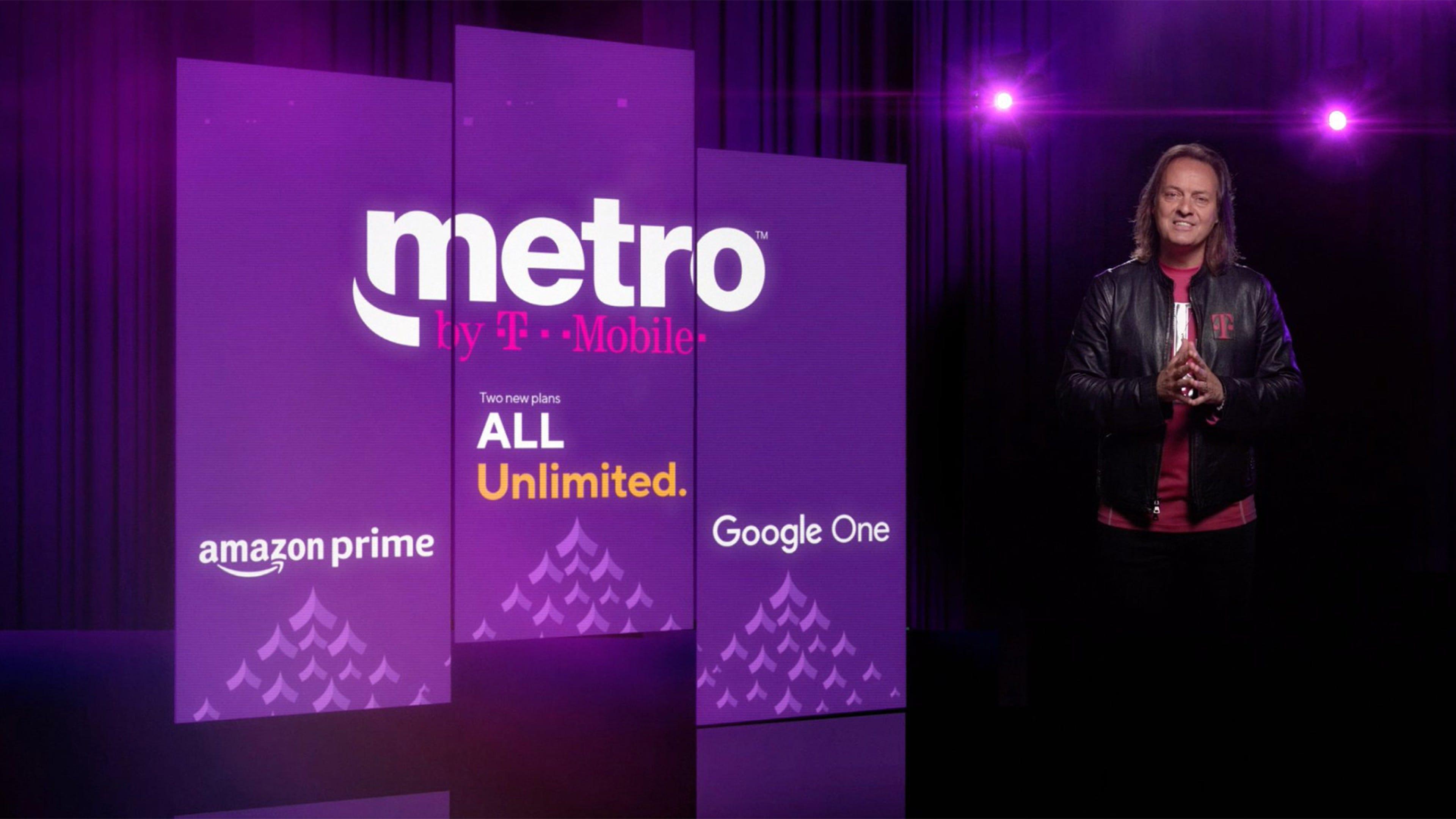 T-Mobile Rebrands MetroPCS, Will Now Bundle Amazon Prime