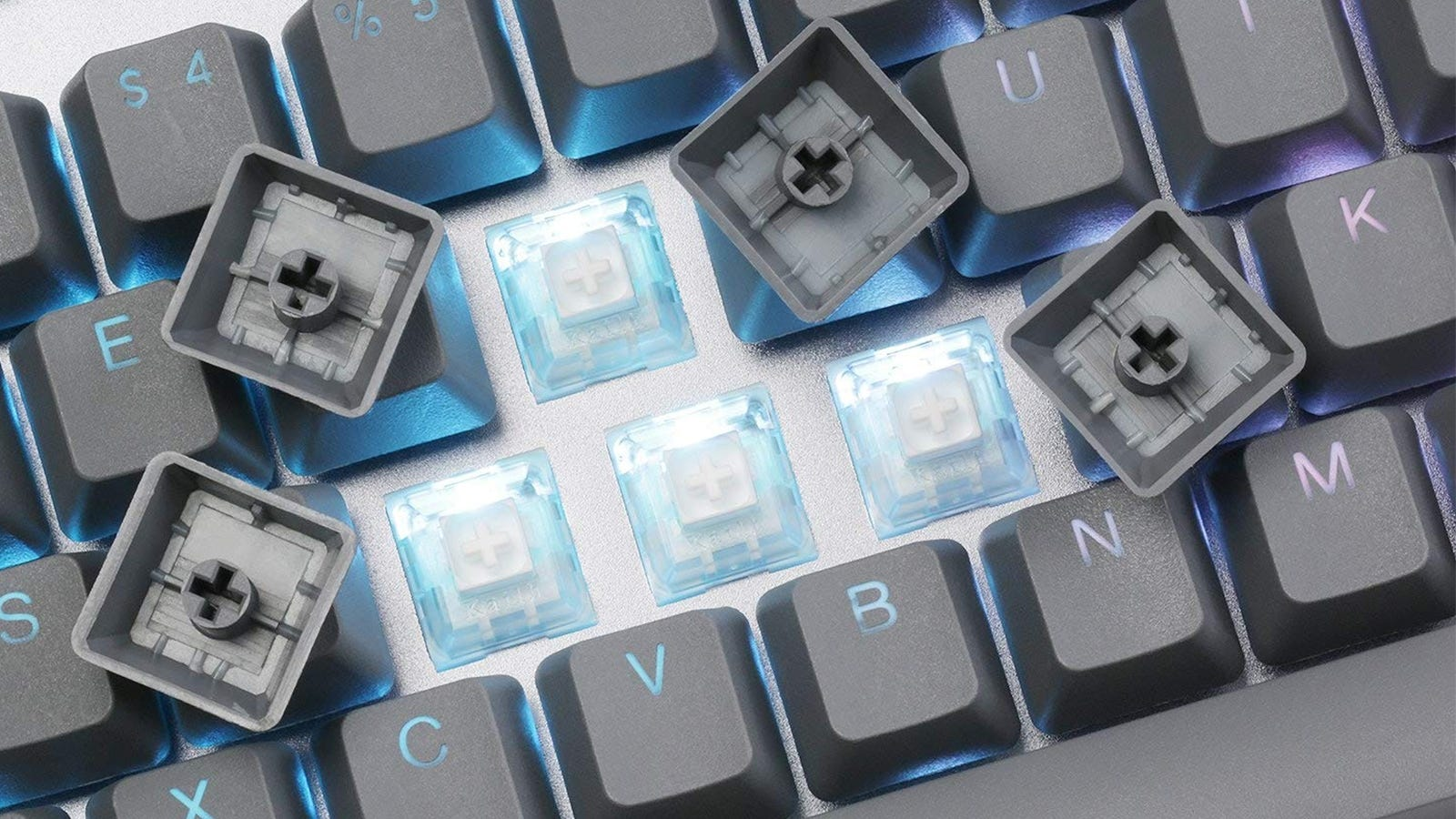 The 4 Best Hot-Swappable Mechanical Keyboards – Review Geek