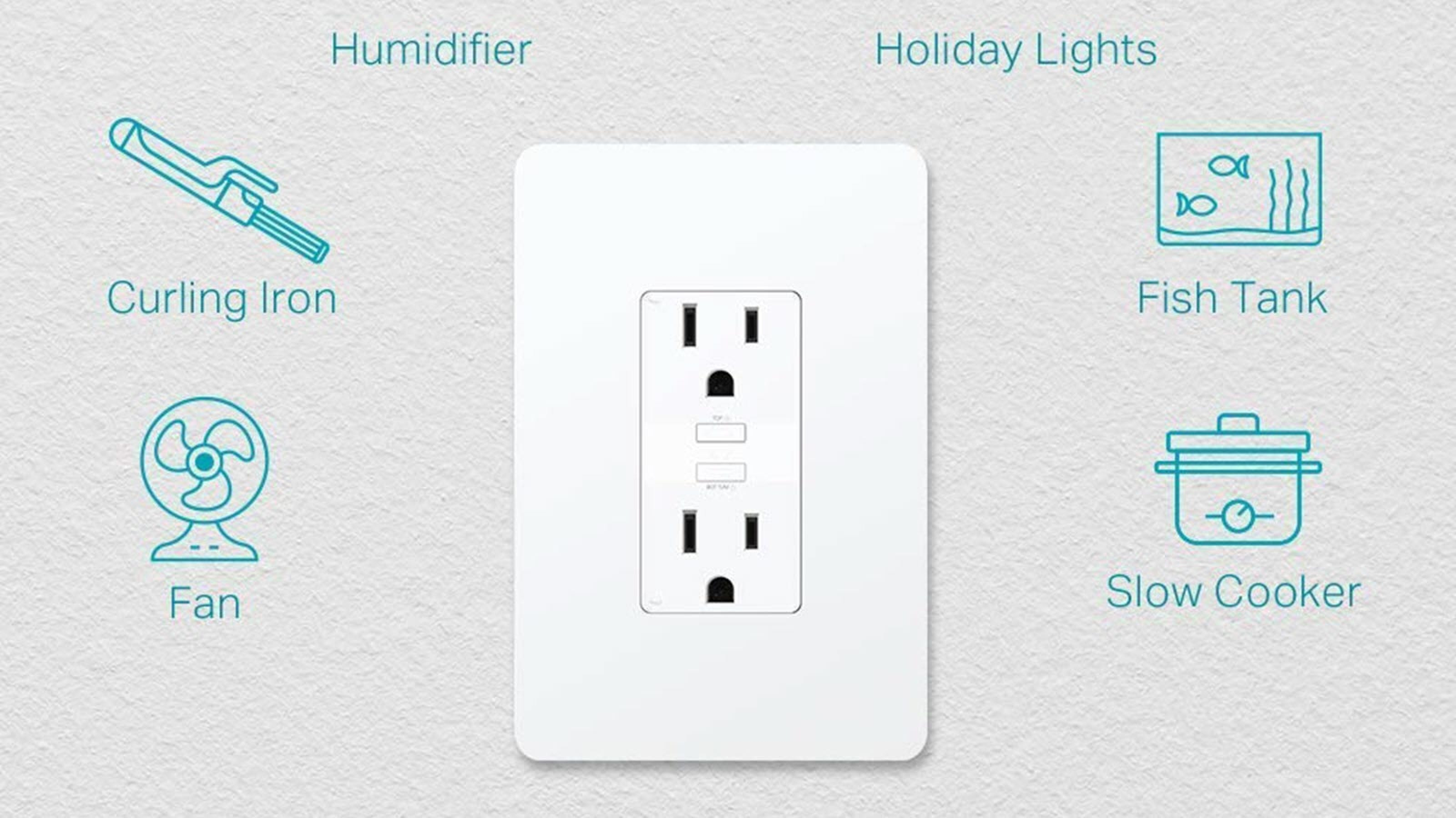 Why You Shouldn't Buy In-Wall Smart Outlets