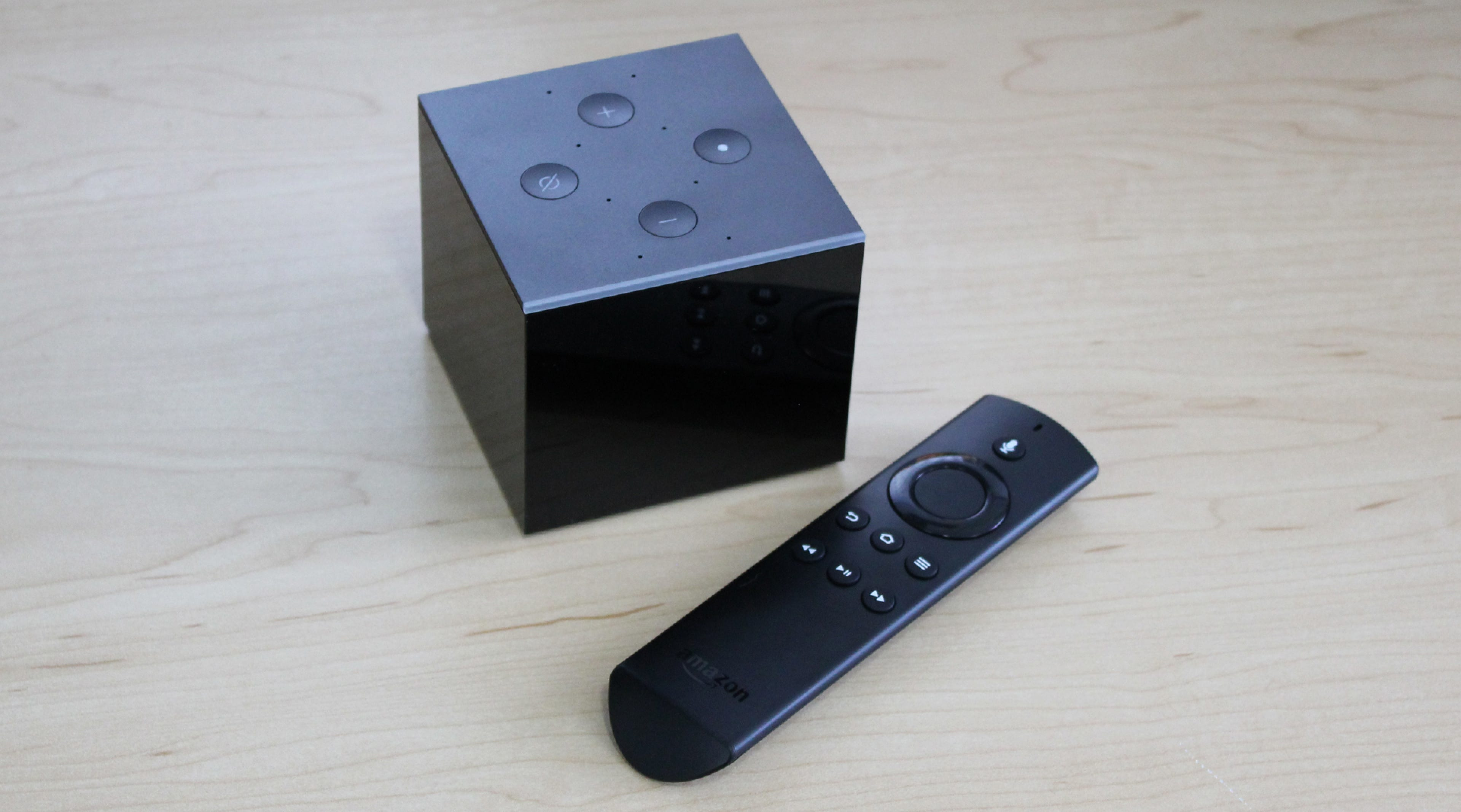 Amazon Fire TV Cube Review: The Universal Remote You've Been Waiting