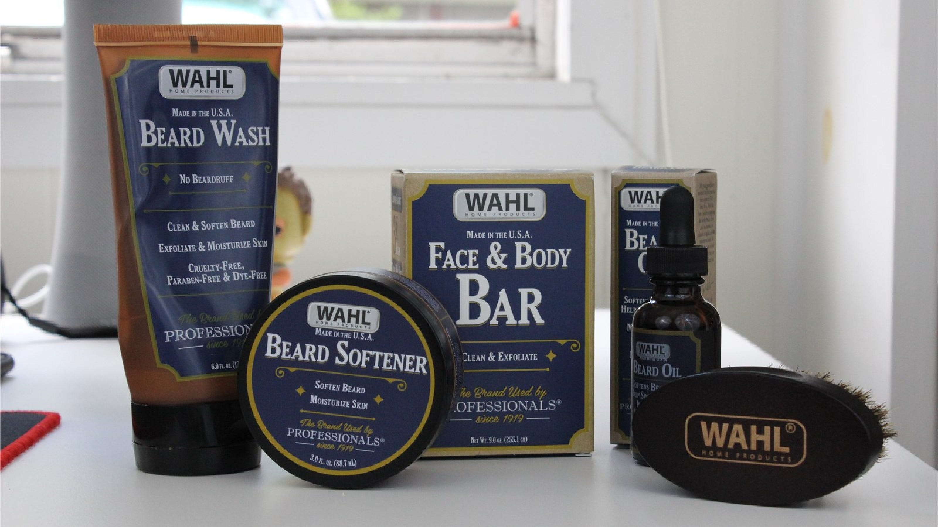 Wahl's New Men's Grooming Line is Some of the Best Stuff I