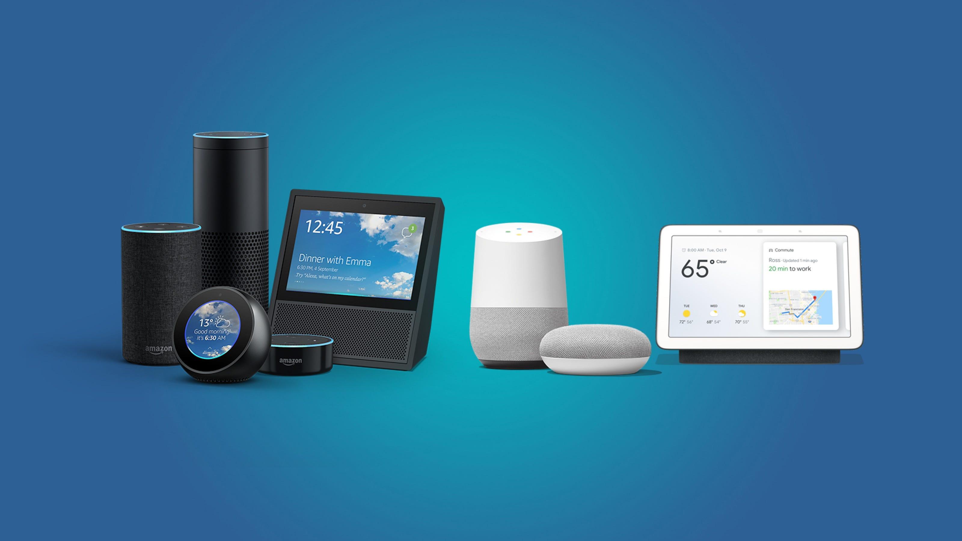 e161111dcda Black Friday 2018: The Best Smart Speaker and Smart Display Deals – Review  Geek