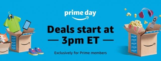 Amazon Prime Day (und eine Hälfte) beginnt heute, das sind die besten Angebote, die wir gefunden