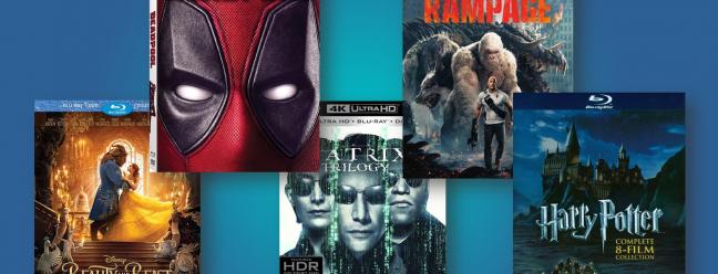 Les meilleures offres Blu-ray et 4K – Review Geek