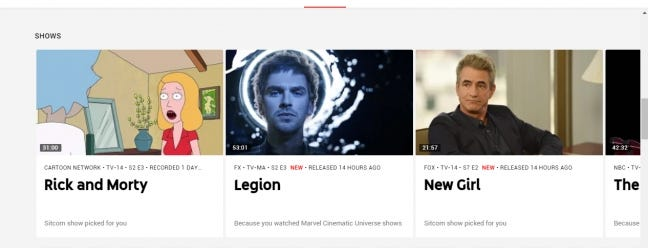 YouTube TV Review: Finally, Live Television Is Tolerable In the 21st