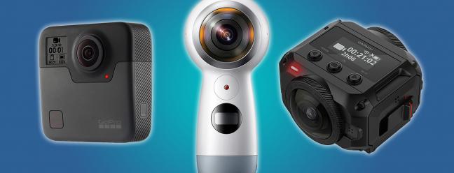 f4f28deae Najlepšie 360 Titulky Akčné kamery – recenzia Geek