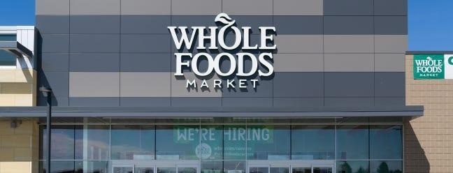 Amazon Prime-Mitglieder erhalten 10% Rabatt auf Sale Items bei Whole Foods ab diesem Sommer