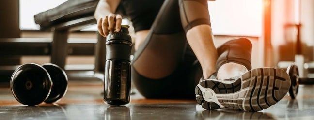 Alles, was Sie brauchen, um im Fitnessstudio