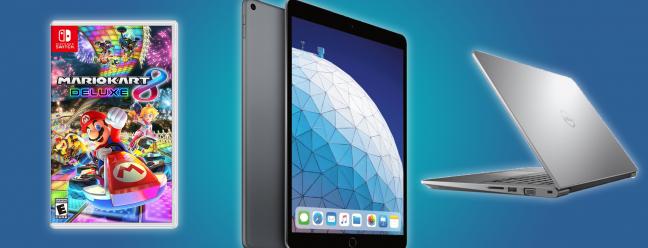 Tägliche Angebote: Das brandneue iPad Air für $ 475, stark reduzierte Laptops, Spiele und mehr