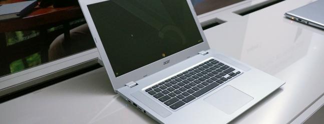 Das neue Chromebook von Acer ist günstig, groß und einer der ersten, der einen AMD-Prozessor ausführt