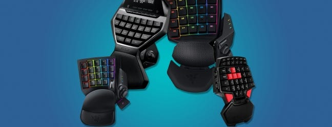 The Best Gaming Keypads To Use With Your Favorite PC Games