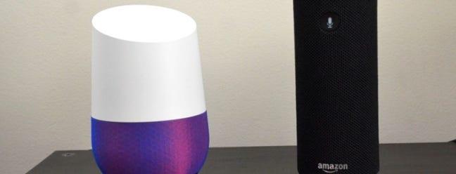 Google versendet fast so viele intelligente Lautsprecher wie Amazon