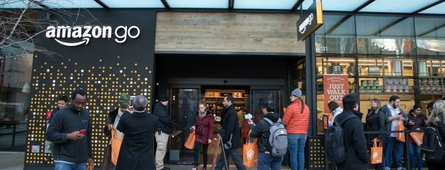 Amazon Checkout-Free Store kommt nach Chicago und San Francisco