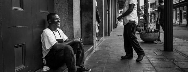 Alles, was Sie brauchen, um mit Street Photography