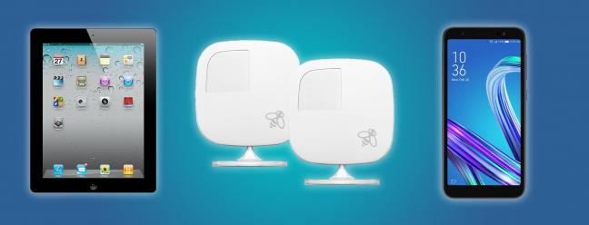 Tägliche Angebote: Ein Ecobee Room Sensor 2-Pack im Wert von 50 USD, ein iPad 2 im Wert von 75 USD, ein ASUS ZenFone im Wert von 10 USD und mehr