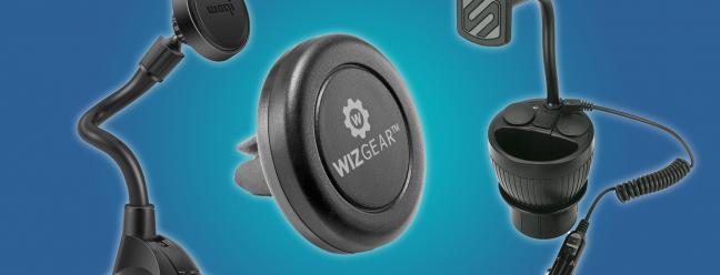 Die besten magnetischen Telefonhalterungen für Ihr Auto