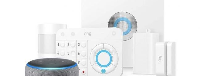 Deal Alert: Holen Sie sich ein Ring Alarm System und ein Echo Dot für nur 159 $