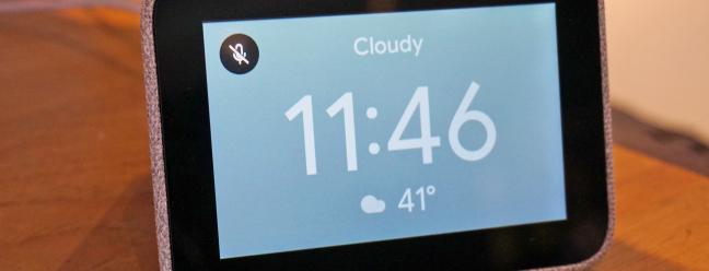 Lenovo stellt Google Assistant Smart Clock und Alexa Tablet mit Dock vor