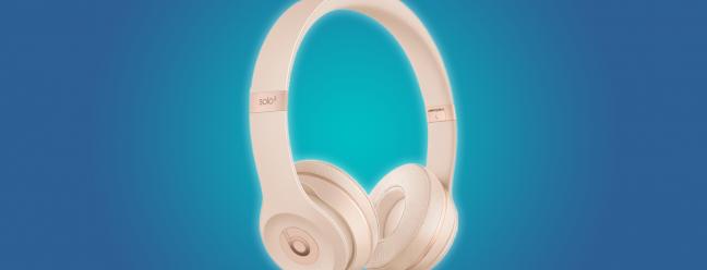 Deal Alert: Matte Gold Beats Solo3 Bluetooth Headphones for ... on beats headphone blue, beats headphone design, beats headphone speakers, beats headphone parts, beats headphone control, beats headphone accessories, beats headphone dimensions,
