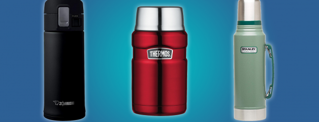 Die besten kleinen Thermos, um Ihre Getränke warm oder kühl zu halten
